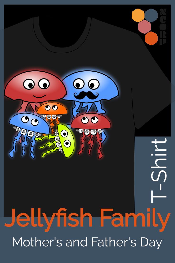 Quallen Familie + Vatertag